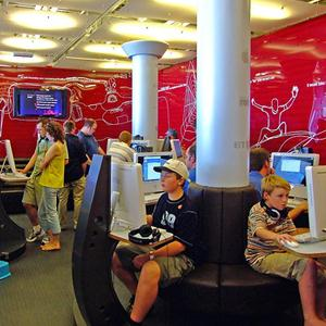 Интернет-кафе Карпинска