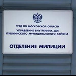 Отделения полиции Карпинска