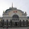 Железнодорожные вокзалы в Карпинске