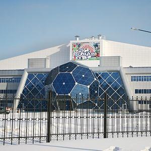 Спортивные комплексы Карпинска