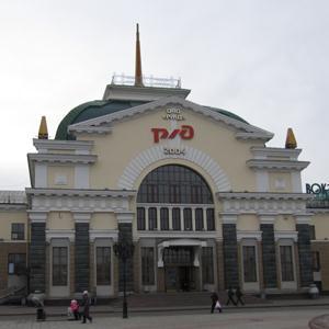 Железнодорожные вокзалы Карпинска